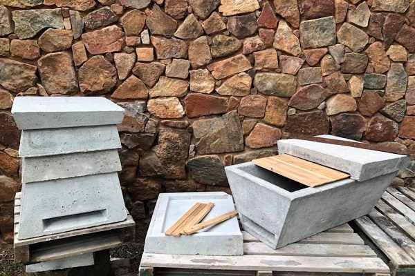 Concrete beehives empower smallholder farmers AND save bees